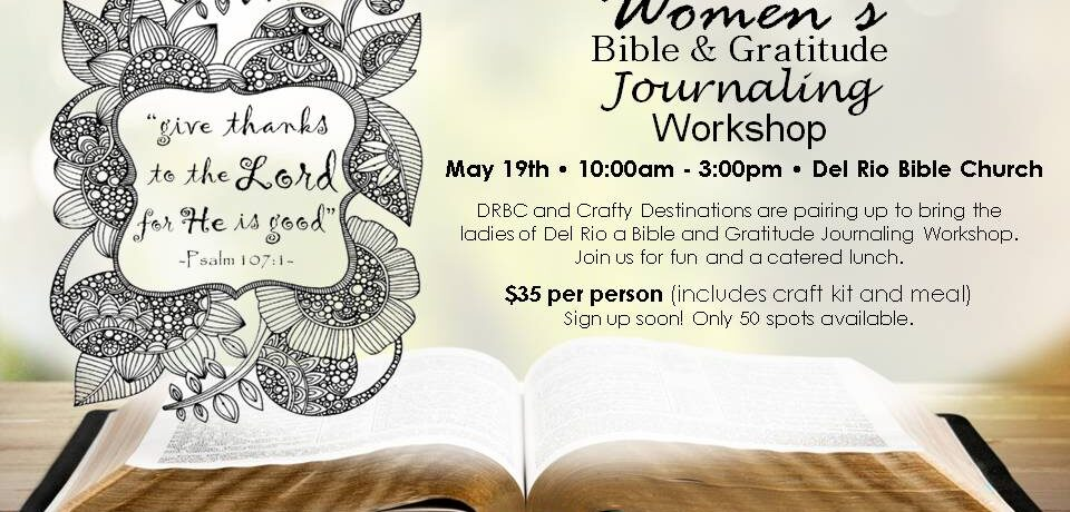 Women's Journaling Workshop